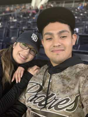 Gustavo  attended San Diego Padres vs. New York Mets - MLB on May 6th 2019 via VetTix