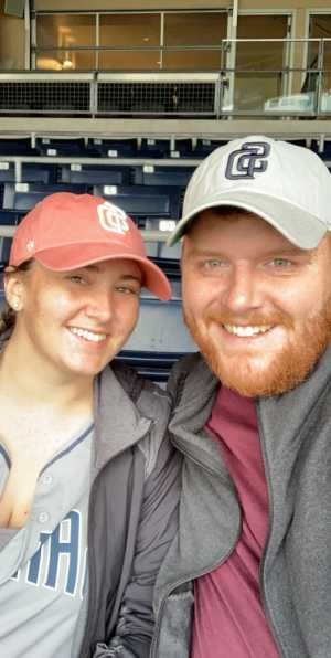 Austin attended San Diego Padres vs. New York Mets - MLB on May 6th 2019 via VetTix