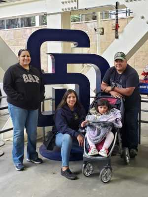 Aaron attended San Diego Padres vs. New York Mets - MLB on May 6th 2019 via VetTix