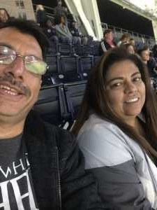 Raul attended San Diego Padres vs. New York Mets - MLB on May 6th 2019 via VetTix