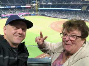 Owen attended San Diego Padres vs. New York Mets - MLB on May 6th 2019 via VetTix