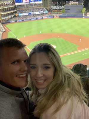 Jordan attended San Diego Padres vs. New York Mets - MLB on May 6th 2019 via VetTix