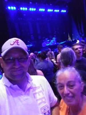 Odus attended An Evening With Shinedown - Pop on May 7th 2019 via VetTix