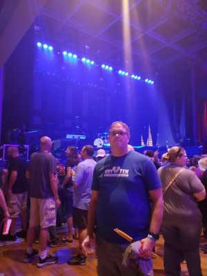 Jeremy attended An Evening With Shinedown - Pop on May 7th 2019 via VetTix