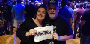 Ron attended An Evening With Shinedown - Pop on May 7th 2019 via VetTix