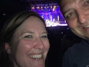 Joseph attended REO Speedwagon on May 1st 2019 via VetTix