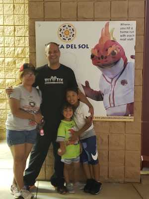 Ivan attended Florida Fire Frogs vs. Fort Myers Miracle - MiLB on May 28th 2019 via VetTix