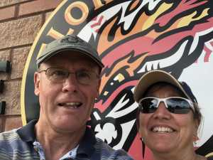 Christopher attended Florida Fire Frogs vs. Fort Myers Miracle - MiLB on May 28th 2019 via VetTix