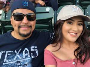 Hirving attended Houston Astros vs. Cleveland Indians - MLB on Apr 28th 2019 via VetTix