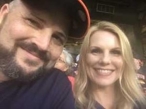 Chris attended Houston Astros vs. Cleveland Indians - MLB on Apr 28th 2019 via VetTix