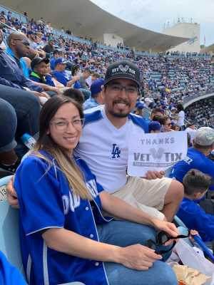 Click To Read More Feedback from Los Angeles Dodgers vs. Pittsburgh Pirates - MLB