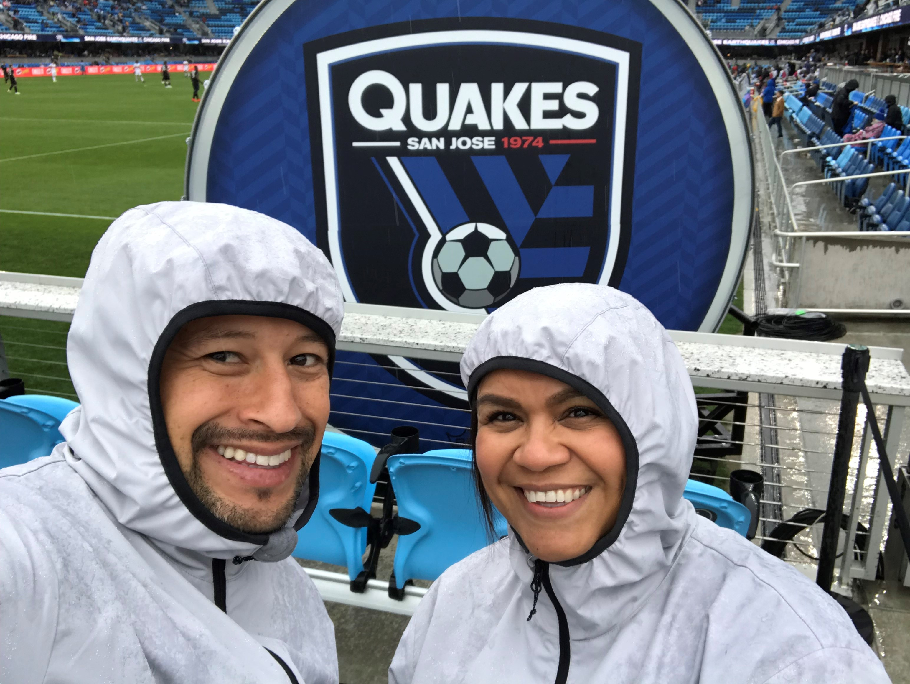 brand new 3622b 95669 Armando attended San Jose Earthquakes vs. Chicago Fire - MLS on May 18th  2019 via