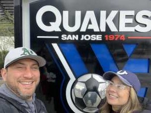 Mario attended San Jose Earthquakes vs. Chicago Fire - MLS on May 18th 2019 via VetTix