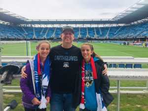 Victor attended San Jose Earthquakes vs. Chicago Fire - MLS on May 18th 2019 via VetTix