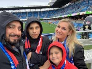 Hugo attended San Jose Earthquakes vs. Chicago Fire - MLS on May 18th 2019 via VetTix