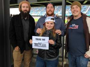 Matthew attended San Jose Earthquakes vs. Chicago Fire - MLS on May 18th 2019 via VetTix