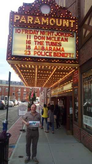 Jon attended The Legendary Don McLean on May 11th 2019 via VetTix