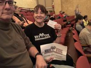 CindyEW attended The Legendary Don McLean on May 11th 2019 via VetTix