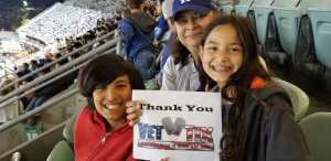 Alejandro attended Los Angeles Dodgers vs. Washington Nationals - MLB on May 10th 2019 via VetTix