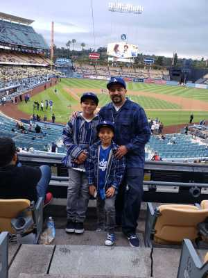 Anthony attended Los Angeles Dodgers vs. Washington Nationals - MLB on May 10th 2019 via VetTix