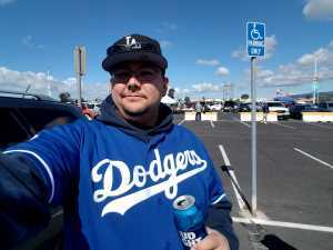 Jerry attended Los Angeles Dodgers vs. Washington Nationals - MLB on May 10th 2019 via VetTix