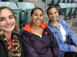 Beatriz  attended Los Angeles Dodgers vs. Washington Nationals - MLB on May 10th 2019 via VetTix
