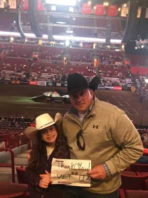 Click To Read More Feedback from PBR Unleash the Beast - Rodeo