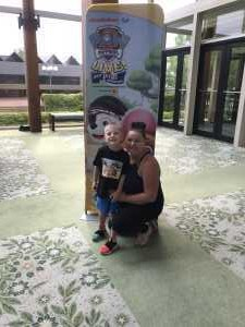 Kevin attended Paw Patrol Live! The Great Pirate Adventure - Presented by Vstar Entertainment on May 22nd 2019 via VetTix