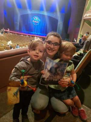 Christopher attended Paw Patrol Live! The Great Pirate Adventure - Presented by Vstar Entertainment on May 22nd 2019 via VetTix