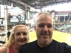 David attended Arizona Diamondbacks vs. San Francisco Giants - MLB on May 18th 2019 via VetTix