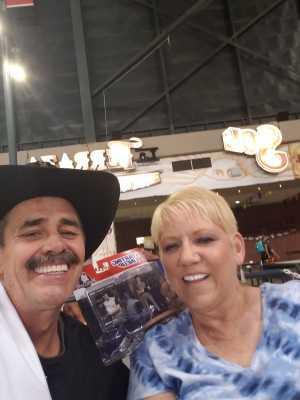 Gustave and Keri attended Arizona Diamondbacks vs. San Francisco Giants - MLB on May 18th 2019 via VetTix