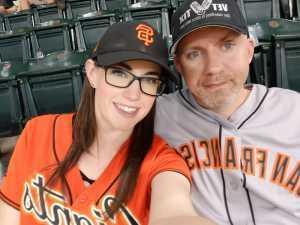 William attended Arizona Diamondbacks vs. San Francisco Giants - MLB on May 18th 2019 via VetTix