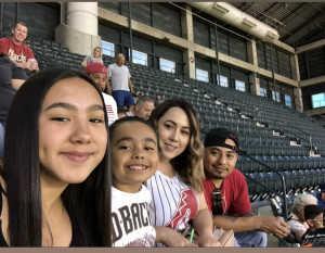 Gabriel attended Arizona Diamondbacks vs. San Francisco Giants - MLB on May 18th 2019 via VetTix