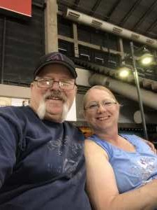 Mike attended Arizona Diamondbacks vs. San Francisco Giants - MLB on May 18th 2019 via VetTix