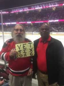 Kerry and the monsters attended Cleveland Monsters vs. Toronto Marlies - AHL - Playoffs - Round 2 on May 5th 2019 via VetTix