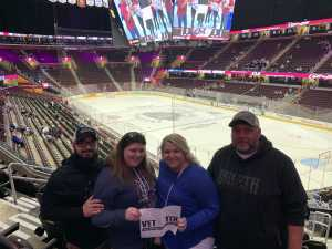 Jeromi attended Cleveland Monsters vs. Toronto Marlies - AHL - Playoffs - Round 2 on May 5th 2019 via VetTix