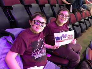 Carrie attended Cleveland Monsters vs. Toronto Marlies - AHL - Playoffs - Round 2 on May 5th 2019 via VetTix