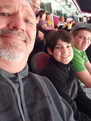 Richard attended Cleveland Monsters vs. Toronto Marlies - AHL - Playoffs - Round 2 on May 5th 2019 via VetTix