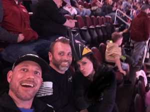 Icepick attended Cleveland Monsters vs. Toronto Marlies - AHL - Playoffs - Round 2 on May 5th 2019 via VetTix