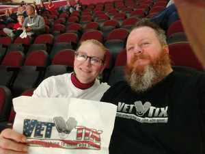 Jackie attended Cleveland Monsters vs. Toronto Marlies - AHL - Playoffs - Round 2 on May 5th 2019 via VetTix