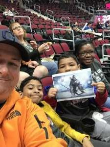 Brett attended Cleveland Monsters vs. Toronto Marlies - AHL - Playoffs - Round 2 on May 5th 2019 via VetTix