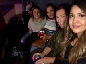 ASHLEY attended Carrie Underwood: the Cry Pretty Tour 360 on May 18th 2019 via VetTix