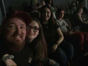 jason attended Carrie Underwood: the Cry Pretty Tour 360 on May 18th 2019 via VetTix