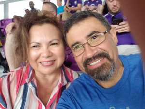 Enrique  attended Orlando City SC vs. Toronto FC - MLS on May 4th 2019 via VetTix