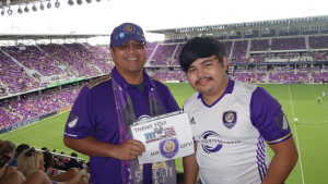 Eggman attended Orlando City SC vs. Toronto FC - MLS on May 4th 2019 via VetTix
