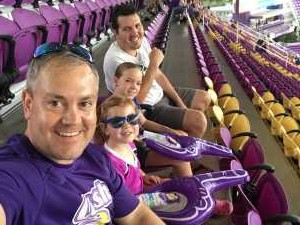 Marcus  attended Orlando City SC vs. Toronto FC - MLS on May 4th 2019 via VetTix