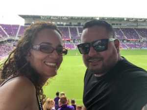 Luis attended Orlando City SC vs. Toronto FC - MLS on May 4th 2019 via VetTix