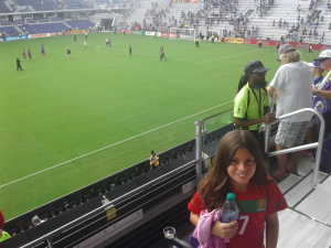 Brian  attended Orlando City SC vs. Toronto FC - MLS on May 4th 2019 via VetTix