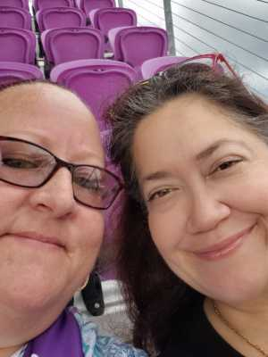 Ann attended Orlando City SC vs. Toronto FC - MLS on May 4th 2019 via VetTix