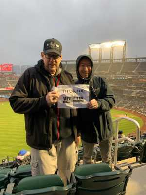 Click To Read More Feedback from New York Mets vs. Cincinnati Reds - MLB